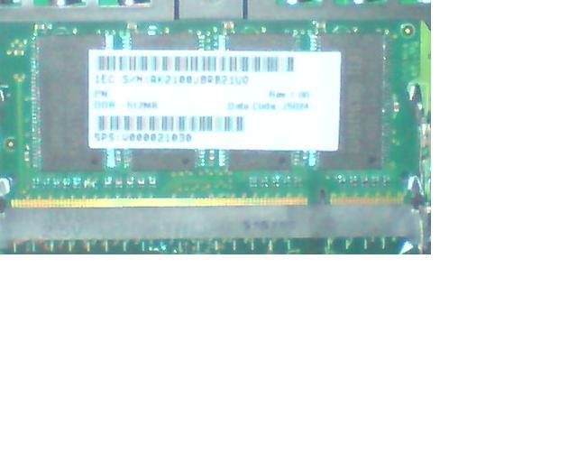 Pamięć DDR do laptopa