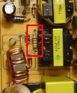 Aton A-DR-350ATX-nie startuje po naprawie.