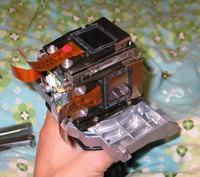 Projektor 3M MP8640 LCD - rozjechane kolory