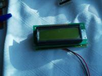 Płytki na wyswietlacz LCD z Atmega8 - sprzedam