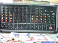 power mixer BOX SPM-200. Ile to jest warte? - Zdjęcia.