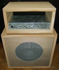 3-watowy lampowy wzmacniacz gitarowy