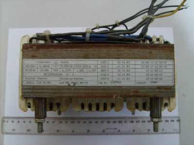 Chciałbym zbudować Trójfazowy Zasilacz o mocy do 2 kW