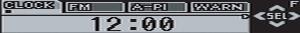 Pioneer deh-p7700 jak ustawić zegarek