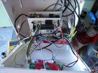Regulator mocy (grzałek 2000W) na ATmedze (3-fazowy)