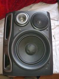 Aiwa NSX 999MK-2 Zmiana głośników.