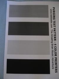 Samsung ml-1640 białe pasy na wydruku