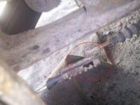 Wymiana piasty Vectra B z ABS z hamulcem bębnowym