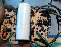 Mercury 9.9 - Silnik zaburtowy Mercury pracuje na jeden cylinder