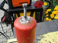 Kompresorek do malowania z lod�wki