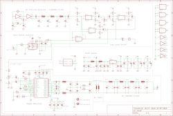 Nadajnik - modulator DCF77