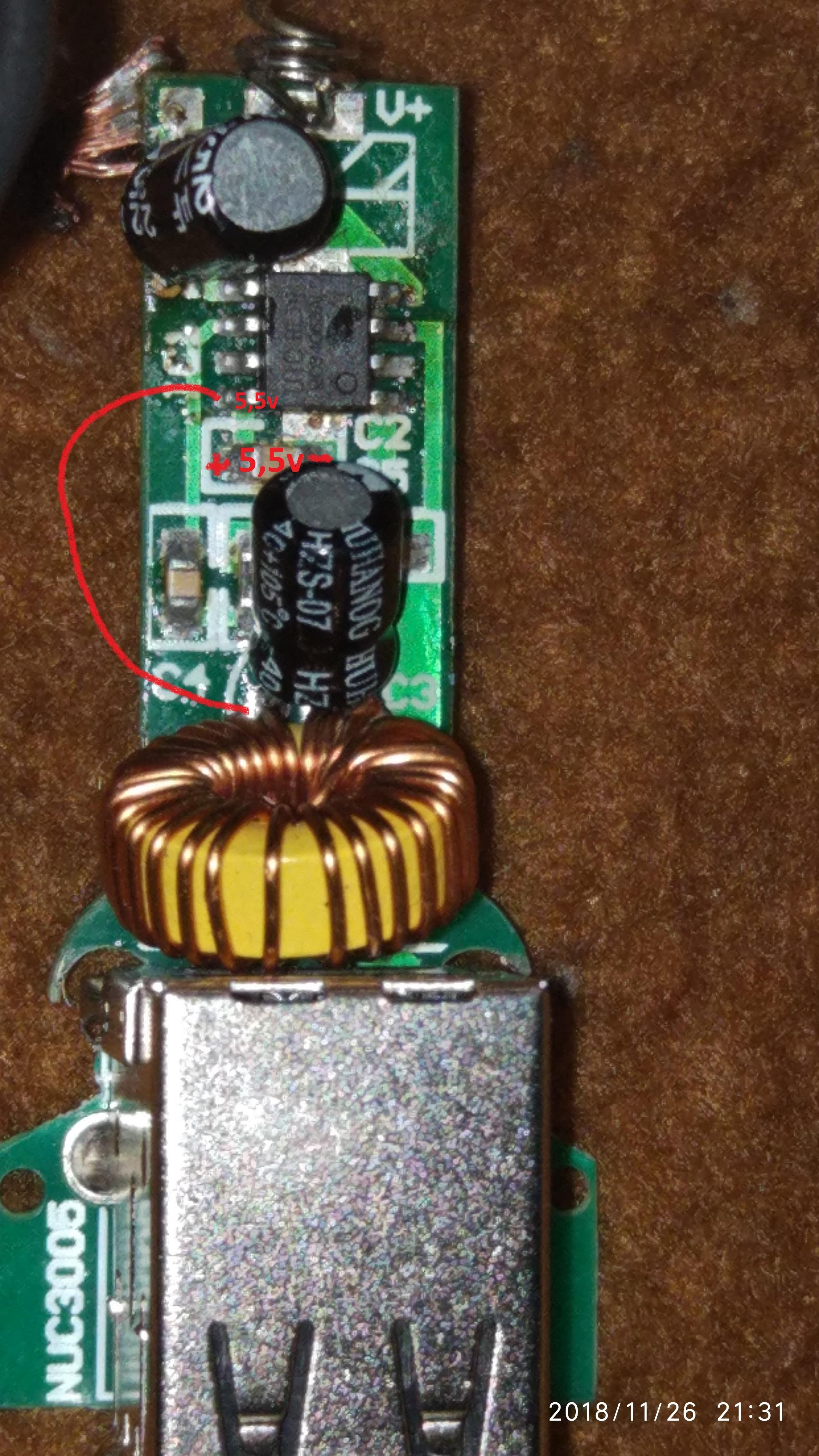 Rozwiązano] Lampa UV AP 111 Spalony układ rozpoznanie