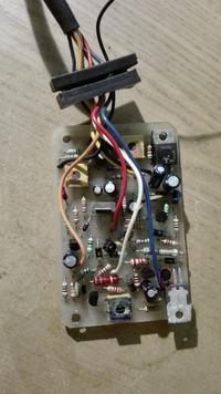 Regulator napięcia do alternatora. 24V, rozbudowa, usprawnienia.
