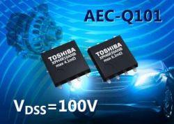 Nowe tranzystory dedykowane dla rynku motoryzacyjnego od Toshiby