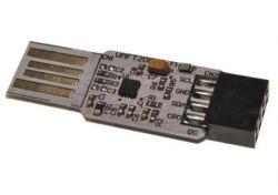 Konwerter I2C slave na UART.