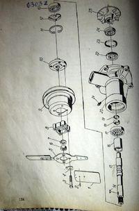 Rozbiórka Pompy Wodnej w ciągniku Ursus C-330