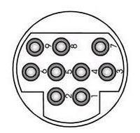 Creative T3100 urwany kabel mini din- potrzebny schemat