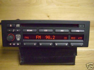 Radio rover 45 - wy�wietla ca�y czas komunikat Code -----