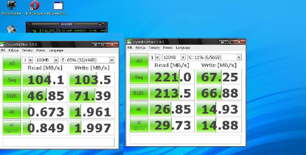 Dysk SSD intel 330series  - czy to s� prawid�owe parametry na ten dysk