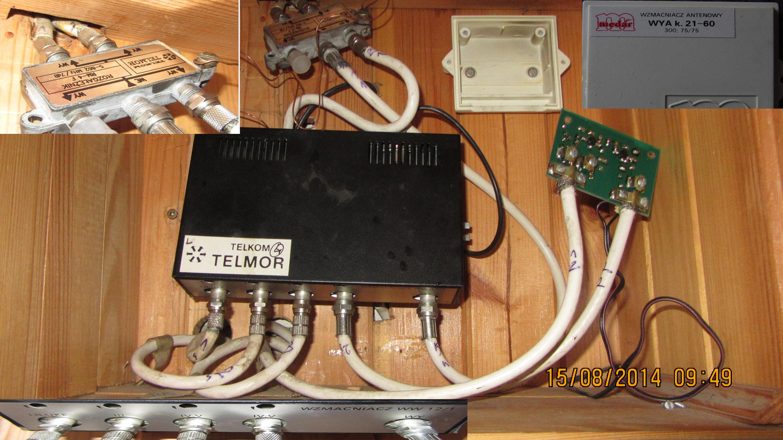 Telmor WW12/1 - Brak obrazu po awarii