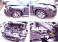 subaru legacy 2012 - zdjęcia po wypadku a wnioski przed zakupem