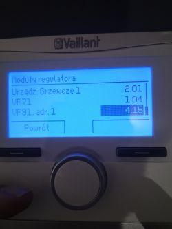 Vaillant VKK 256 nie osiaga zadanej temp oraz nie grzeje wody w zasobniku