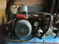 Super nowy kompresor wasztatowy