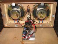 Przenośne głośniki stereo 2x15W