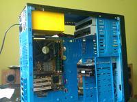Modyfikacja komputera + wzmacniacz 2xTDA7294