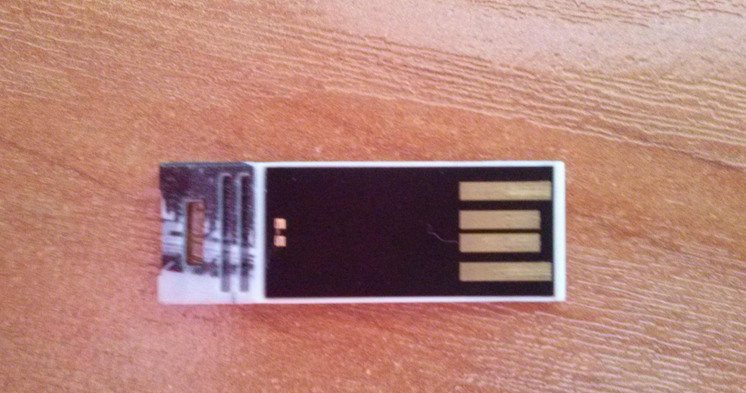 Uszkodzony pendrive kontroler Phison PS2251-67 8GB