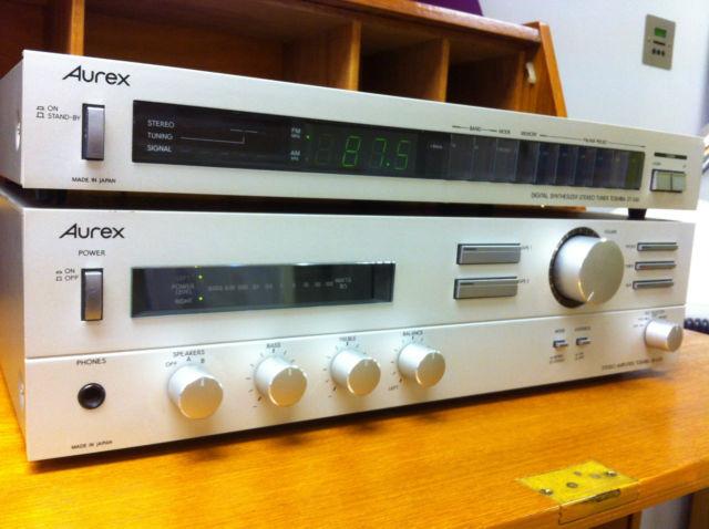 Kupie tuner radiowy TOSHIBA AUREX ST-S45 LUB ST-S365