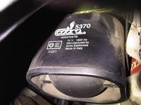 Alarm Cobra 5370 w Renault Scenic 2000 nie wyłącza się.