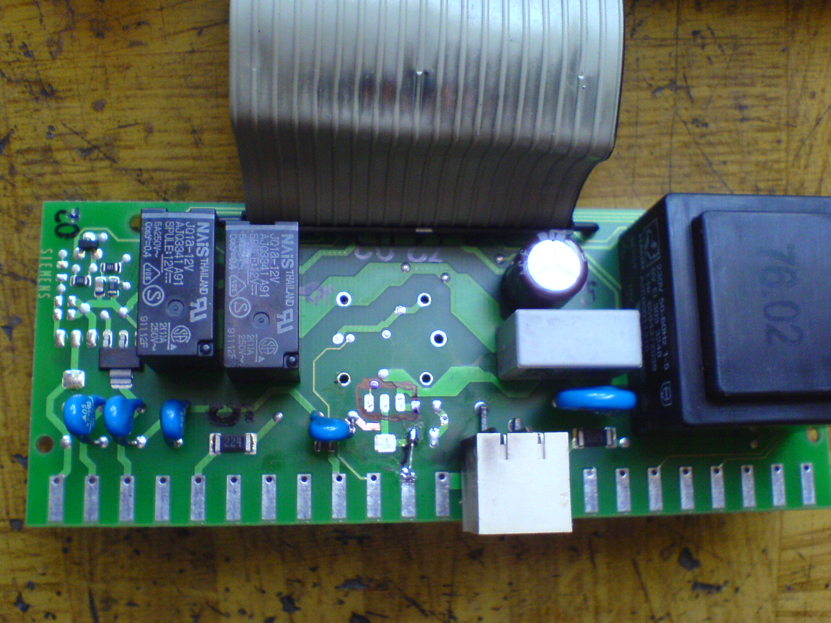 zmywarka Bosch SGS5622 - Pytanie o element programatora
