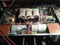 Ostatnie podrygi. SPA 222xp wzmacniacz z zapasów.