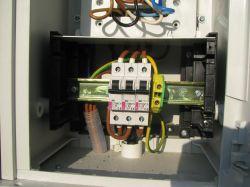 Pomiary elektr. w domku jednorodzinnym- dziwny dobór zabezpieczeń nadprądowych