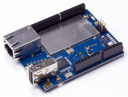 Arduino YÚN REV 2 - płytka prototypowa z ATmega32U4, AR9331 i OpenWRT