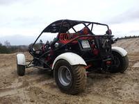Buggy dwuosobowe z silnikiem V4