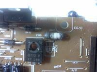 Radio AEG CS FMP 150 dioda zenera?