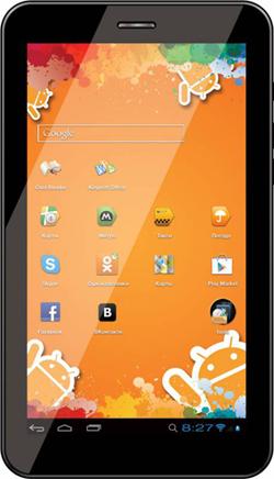 """Digma Plane 7.0 3G - 7"""" tablet z funkcjonalno�ci� telefonu i Dual SIM"""