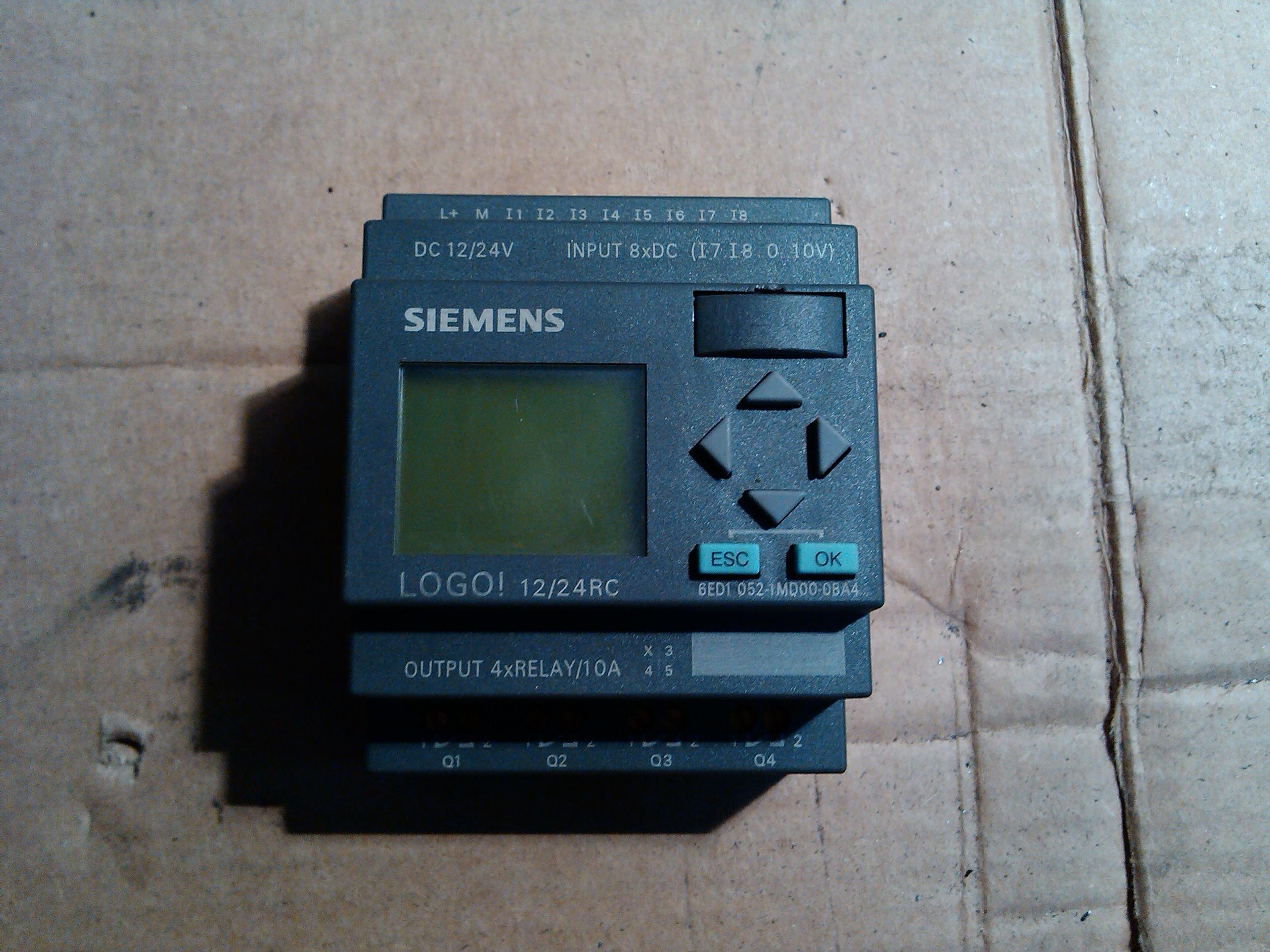 [Sprzedam] Siemens LOGO i Simatic S7-200