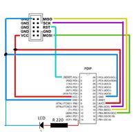 Atmel Studio 6.2 - Kompilacja i ładowanie programu do mikrokontrolera