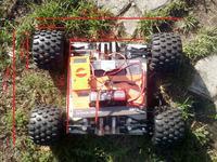 Robot ma problemy ze skręcaniem