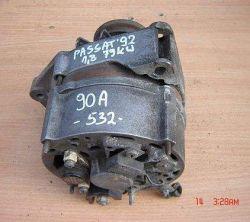 Alternator BOSCH 90A 12V VW... - Jakiej mocy żaróweczka do tego alternatora?