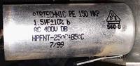Kondensator - Kondensator 1,5 mikrof 400v 250 °C (zamiennik) do turbiny DGP