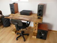 Mój zestaw 2.1 STX DIY do słuchania muzyki i nie tylko