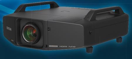 5 nowych modeli projektor�w w linii Epson PowerLite Pro Z-series