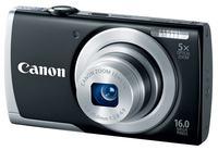 CANON Powershot A2500 - bud�etowy aparat cyfrowy