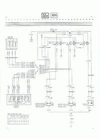 Volvo FH12 D12A380 ECS schemat