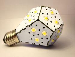 Najsprawniejszy energetycznie zamiennik �ar�wki 100 W na Kickstarterze