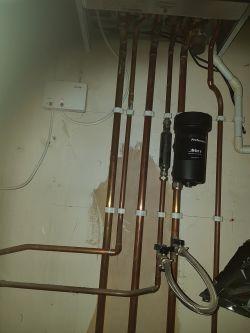 Piec gazowy nie ma ciśnienia - Vaillant Ecotec Pro 28